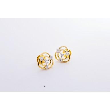 Diamond Earrigs